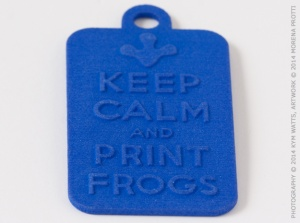 Keep Calm and Print Frogs https://www.etsy.com/ca/listing/198113712/ -or- http://shpws.me/vltV