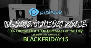 pinshape blackFriday