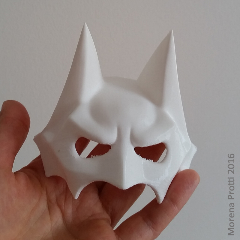 BatCat Mask