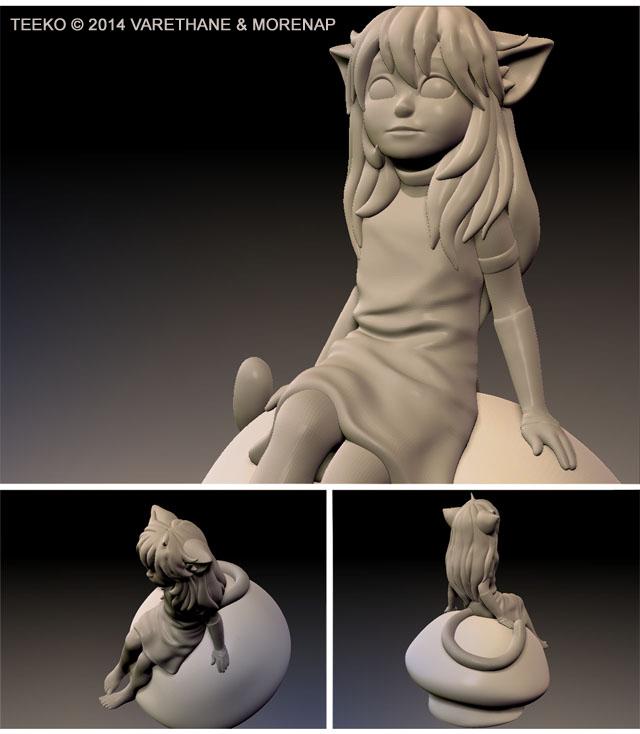 Teeko 3D on Kickstarter